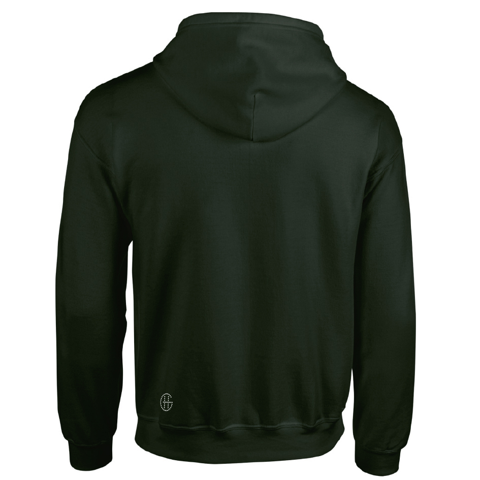 Grönemeyer Mensch 2019 Hoodie bottle green